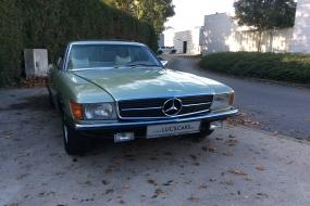 Mercedes 350 SLC