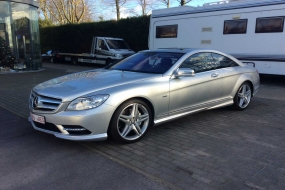 Mercedes CL-Class 500 4-Matic BlueEFFICIENCY